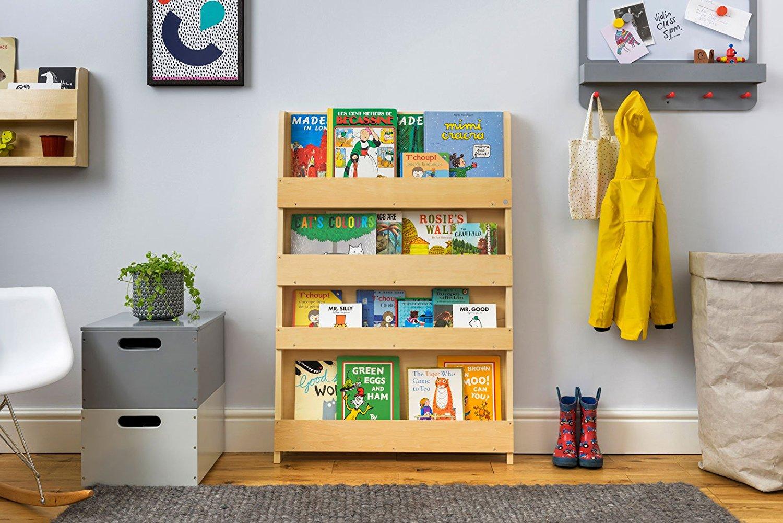 La libreria frontale montessori for Negozi arredamento tipo ikea
