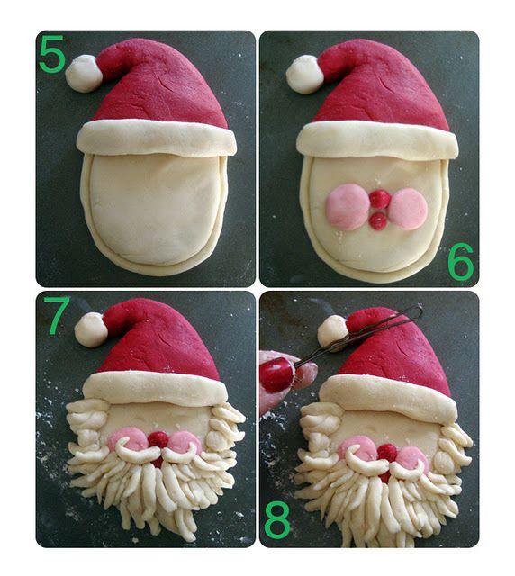 Ben noto 10 regali di Natale con la pasta di sale da fare con i bambini WG55