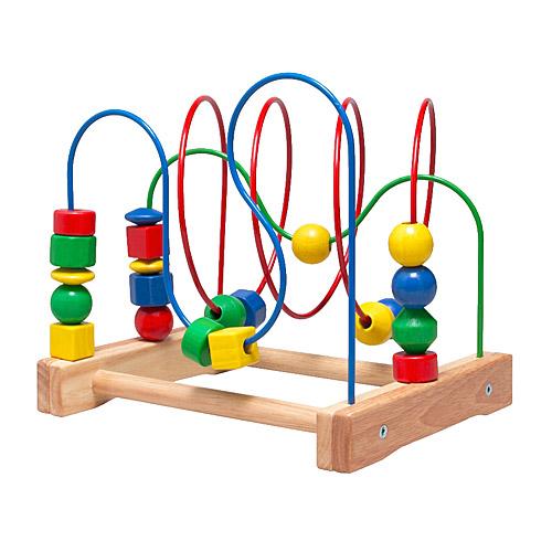 11 Giochi Montessori da Ikea