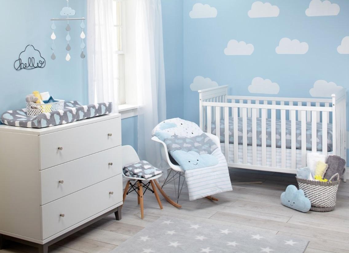 Muri Camerette Per Bambini imbiancare la camera dei più piccoli, consigli utili