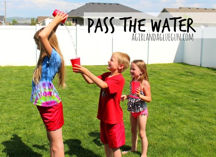 Estremamente 10 giochi d'acqua da fare in estate con i bambini: PQ11