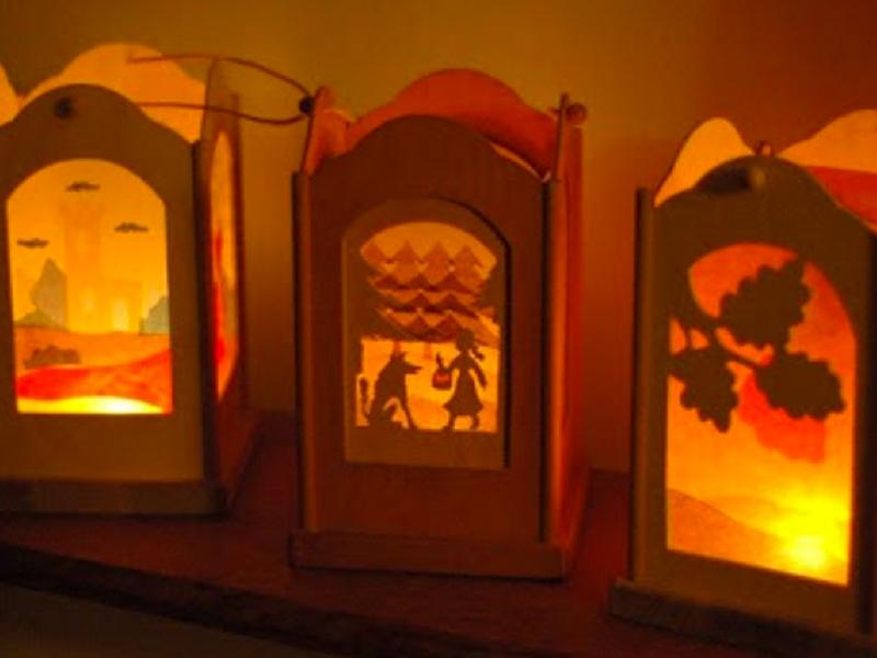 Conosciuto Come creare le lanterne steineriane KH46