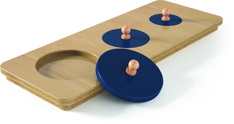 Favoloso Il gioco delle forme geometriche Montessori TK86