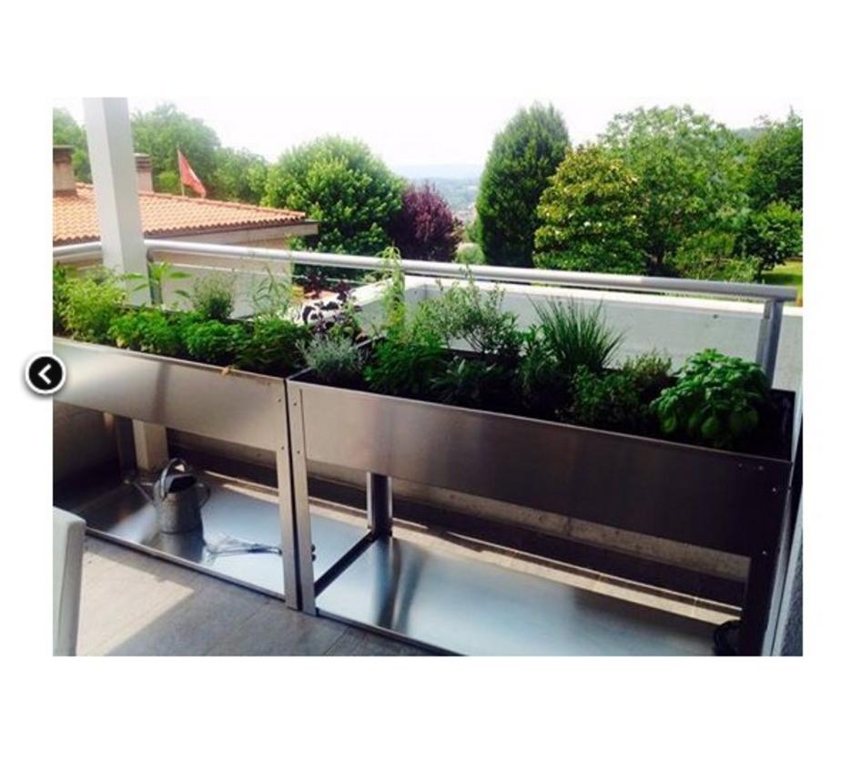 Come realizzare in maniera semplice un orto sul proprio for Idee per giardino in terrazza