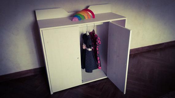 I migliori armadi Montessori per i nostri bambini
