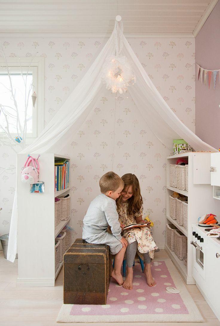 Modi Di Mettere Tende 10 idee per realizzare tende casalinghe per bambini