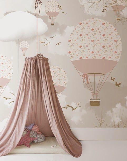 10 idee per realizzare tende casalinghe per bambini - Tende per camerette neonati ...