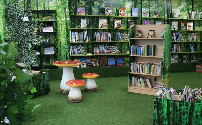 Le Biblioteche Per Bambini Pi 249 Magiche Del Mondo