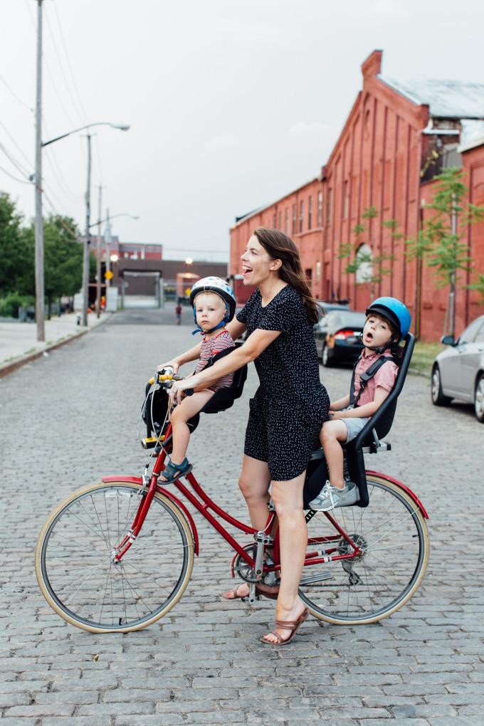 Come Si Portano I Bambini In Bicicletta