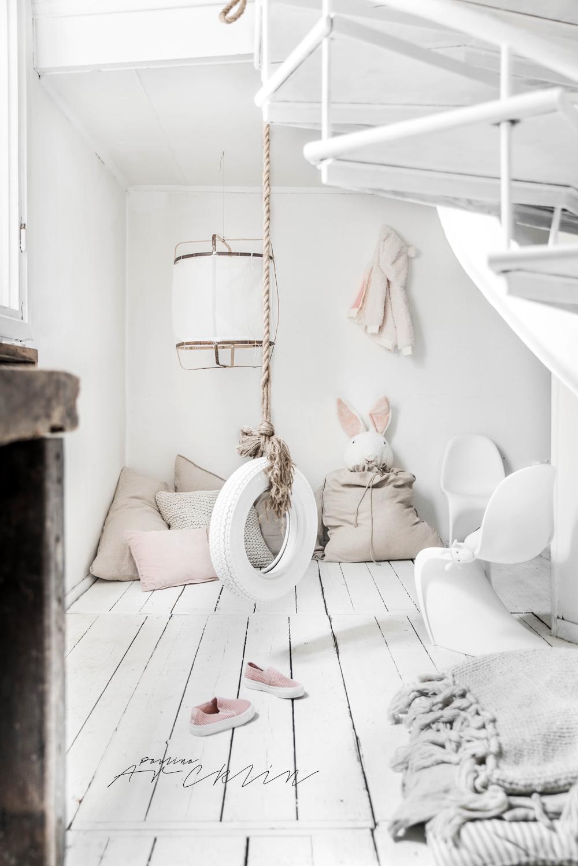10 Camerette In Stile Scandi E Nordico