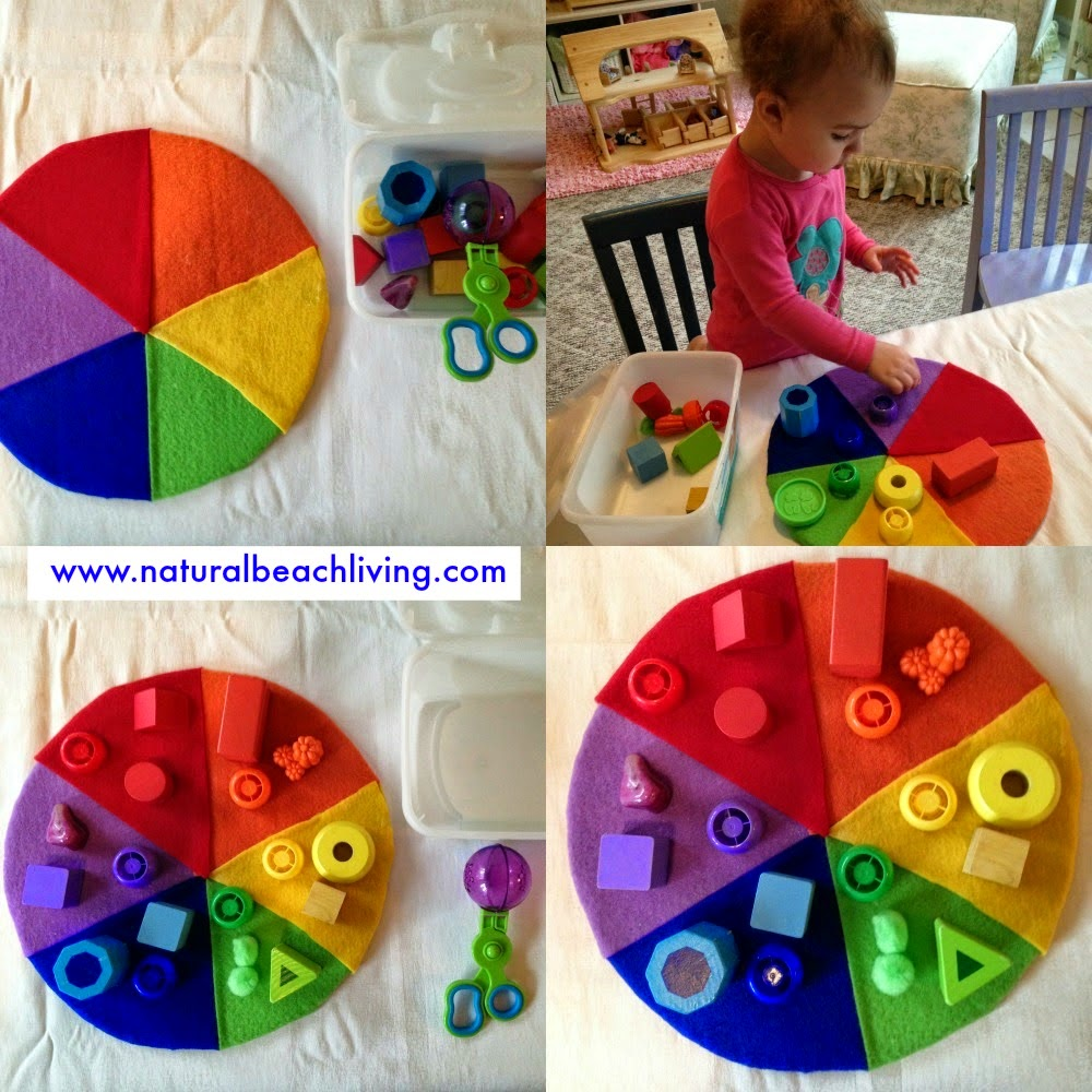 Super Come insegnare i colori ai bambini MK11