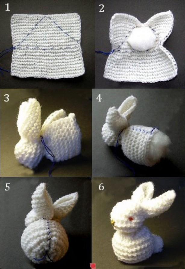 Come Creare Coniglietti Pasquali Con I Bambini