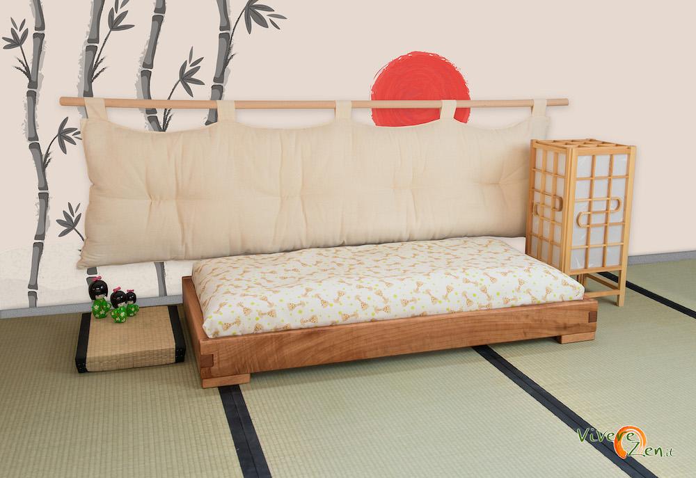 Letto Futon Bimbi : Il futon per bambini quando cultura montessoriana e giapponese s