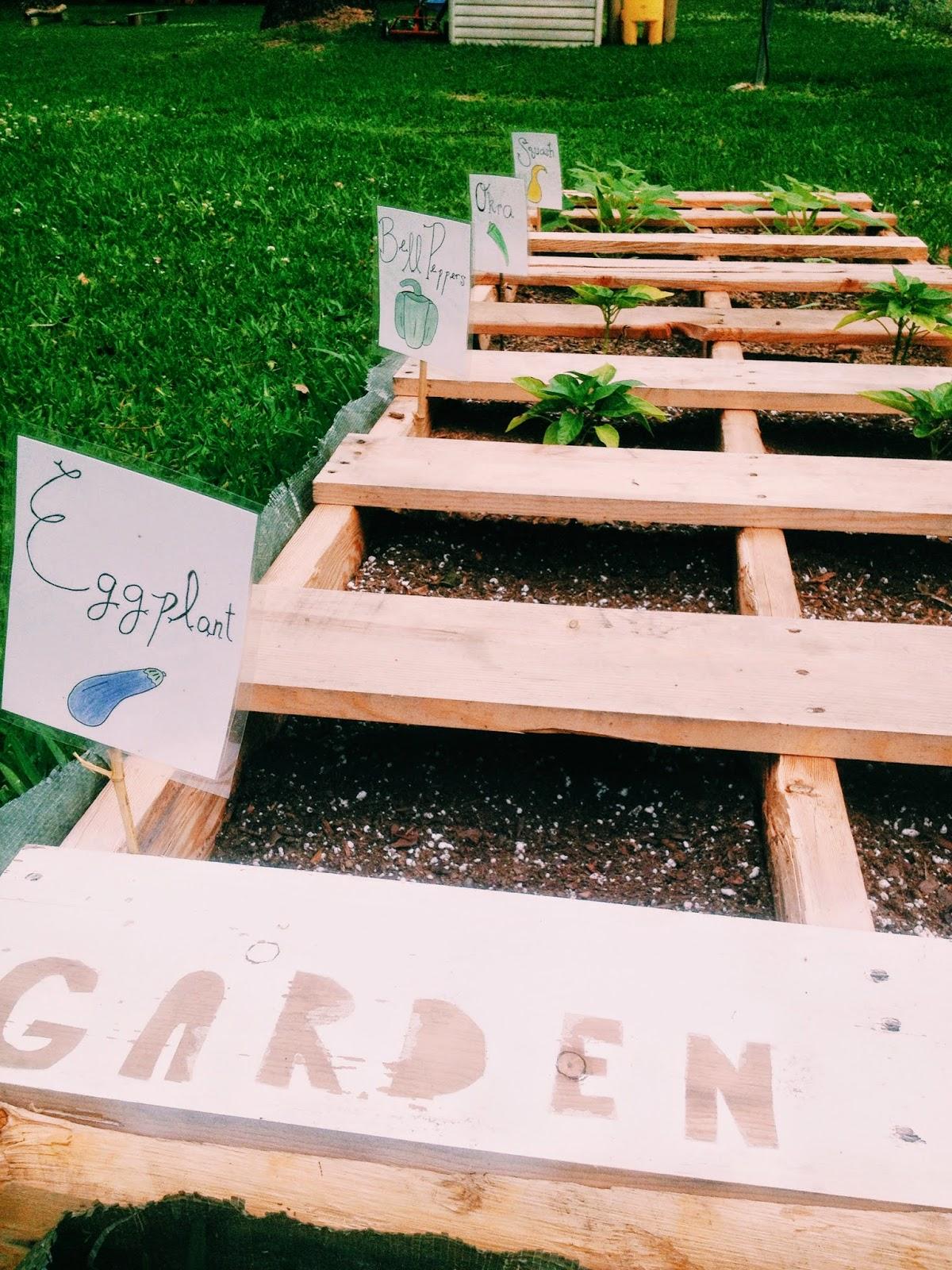 10 idee per rendere il giardino a portata di bambino