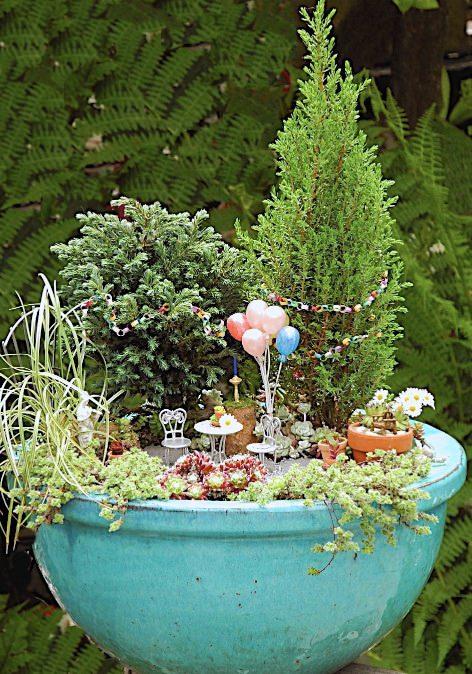 giardinetti delle fate da creare insieme ai bambini