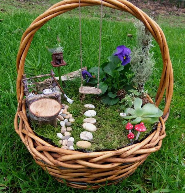 I giardinetti delle fate da creare insieme ai bambini for Dekoration ruhestand