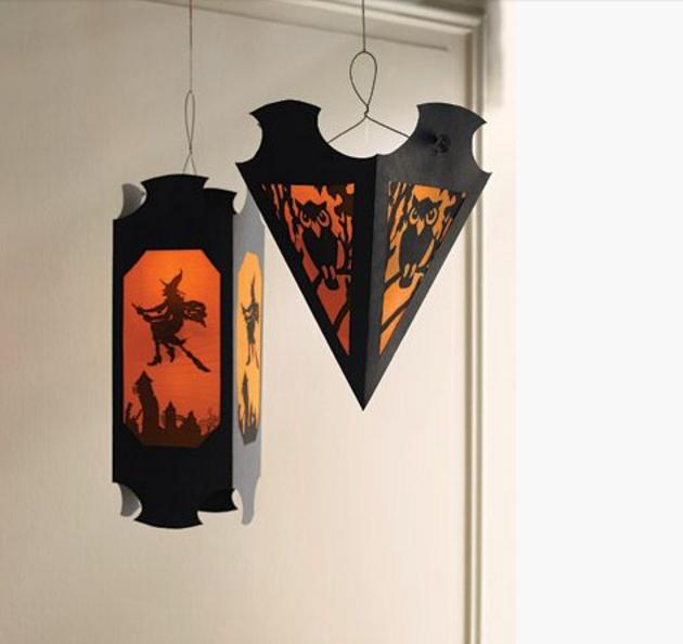 Famoso 8 idee creative per Halloween da realizzare con la carta JA73