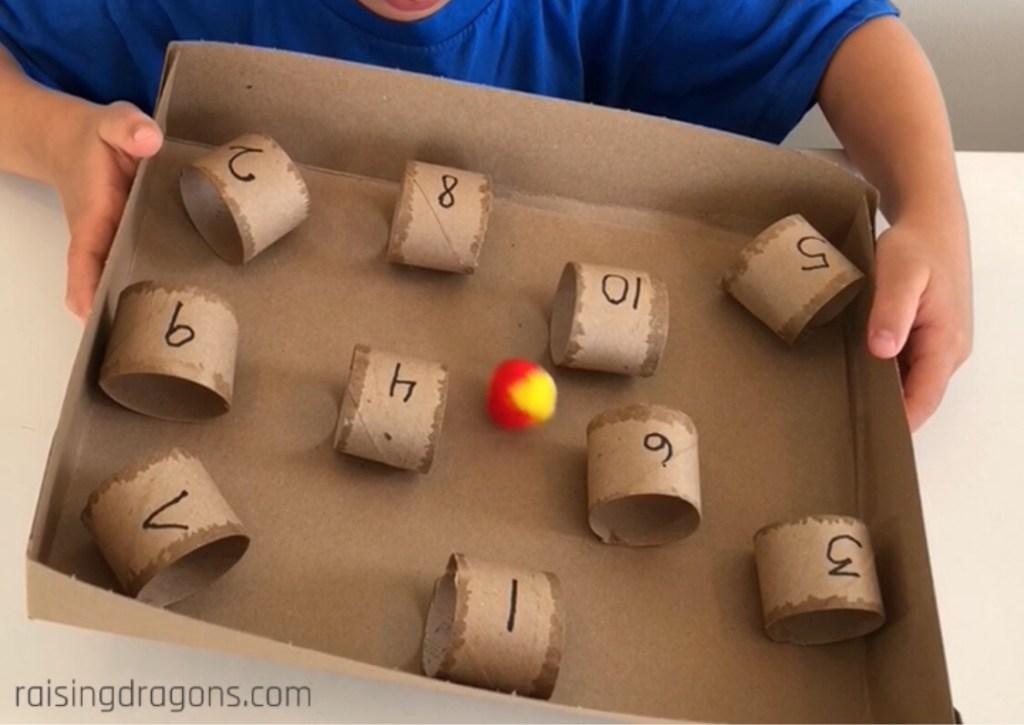 10 Giochi Con I Rotoli Di Carta Cucina