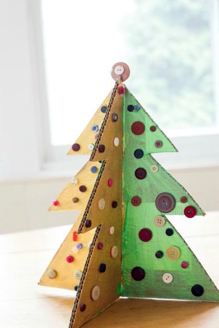 Lavoretti Di Natale Con Il Cartone.Un Natale Di Carta Le Decorazioni I Lavoretti Con I Bambini
