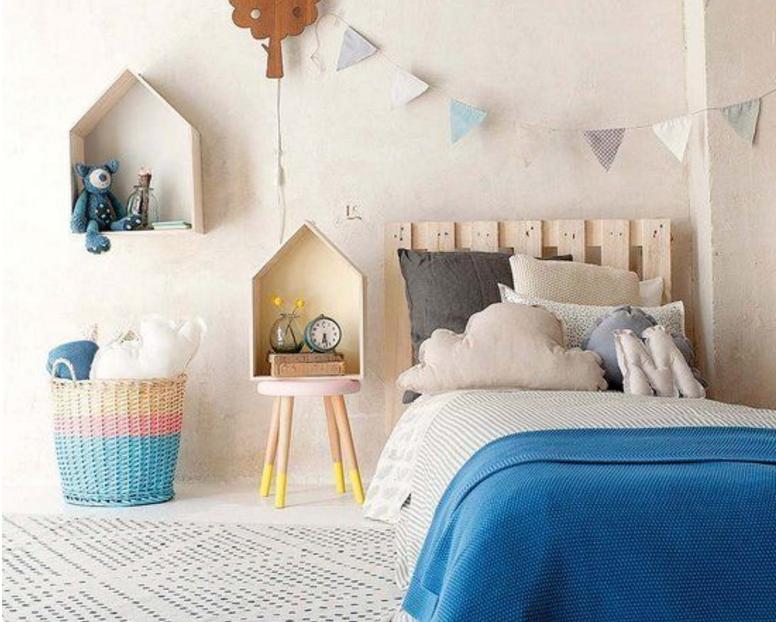 10 idee di camerette in stile scandi e montessori for Camerette bambini design nordico