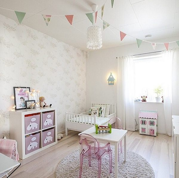 Camerette da principesse stickers adesivi principesse - Decorazioni stanza bimba ...