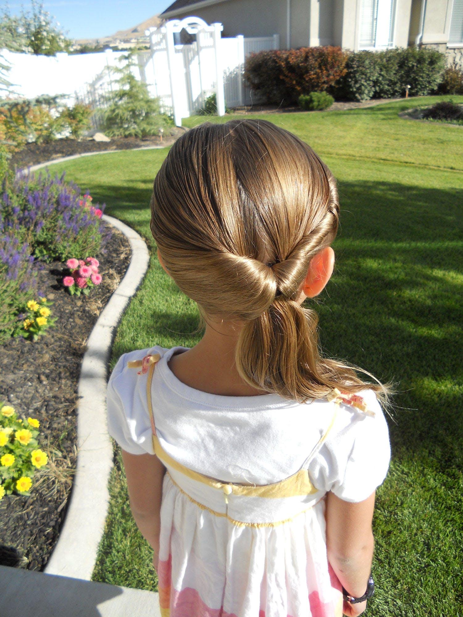 8 Semplici E Bellissime Pettinature Per Bambine