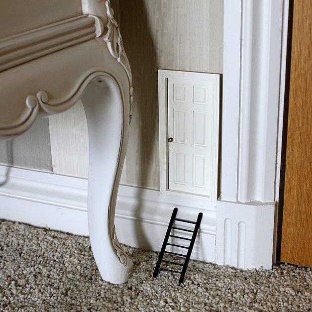 Le Porte Delle Fate Che Portano La Magia In Casa