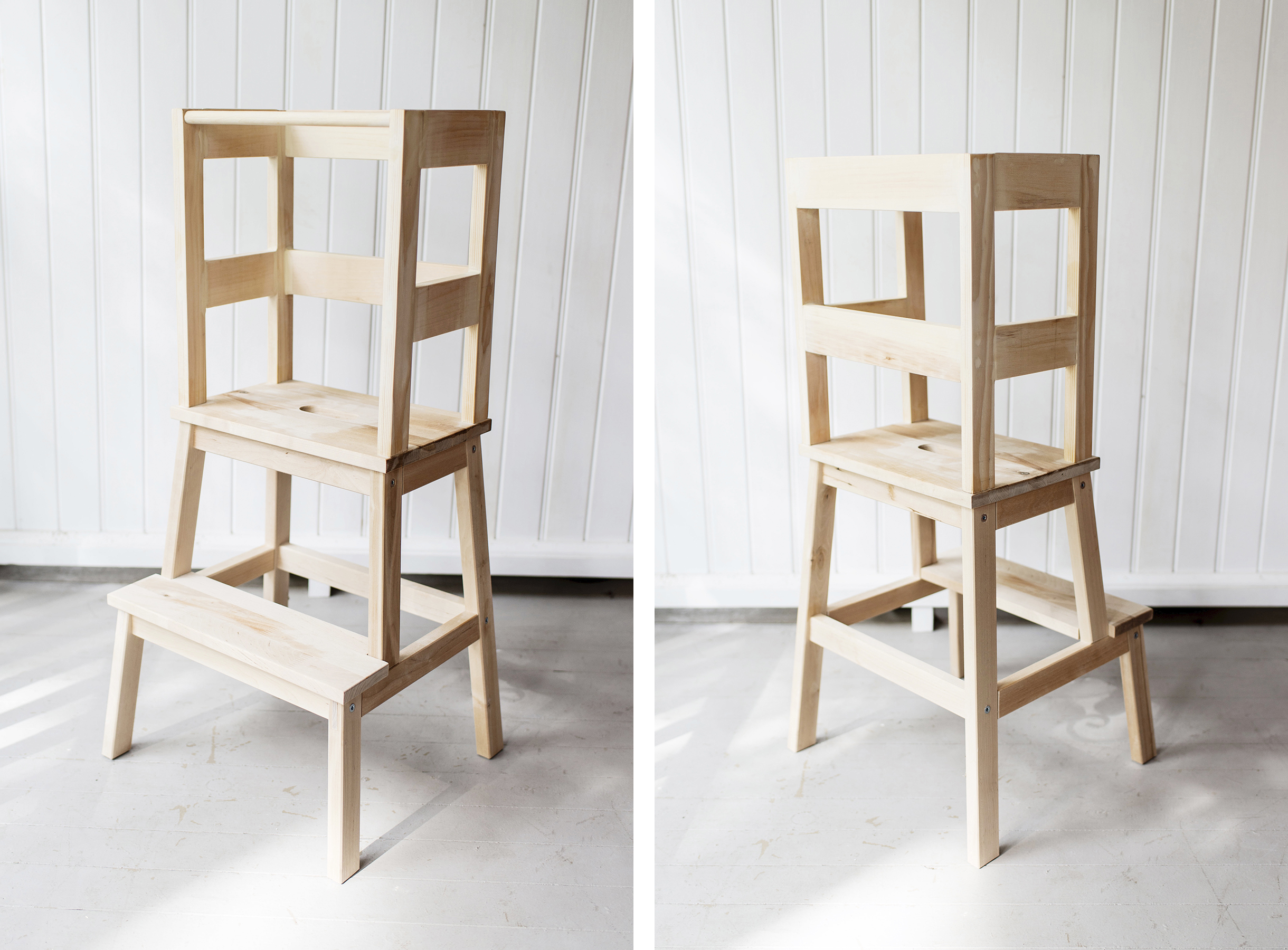 Sgabello Ikea Testicolo Incastrato : Ikea sgabello tavolino lack ikea trasformato in sgabello ottomano