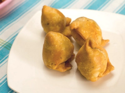 Samosa allo yogurt