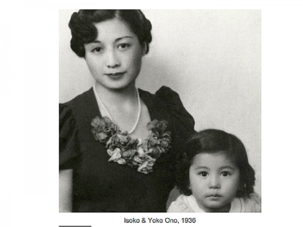My Mommy is beautiful, la Call to Action di Yoko Ono