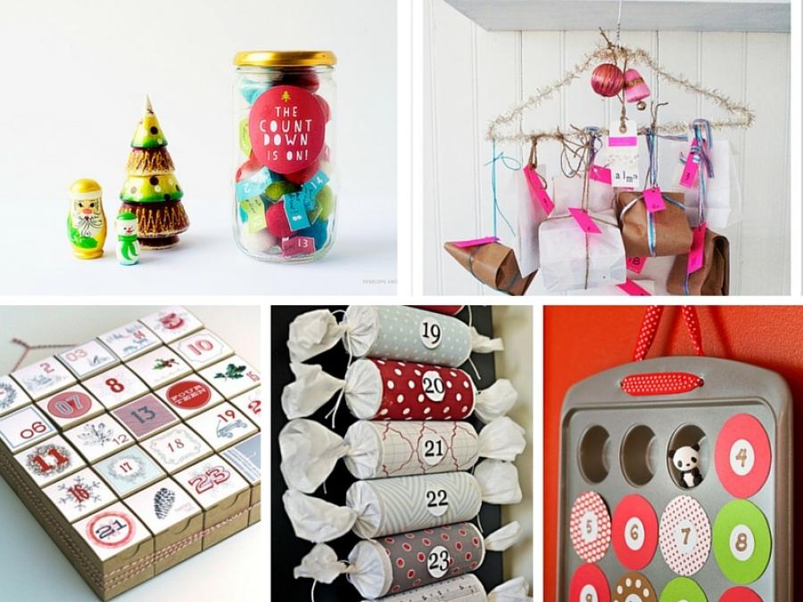 Costruire Calendario Scuola Infanzia.11 Calendari Dell Avvento Da Fare Con I Bambini