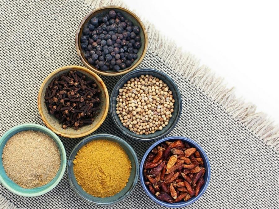 Come iniziare a usare 10 spezie in cucina - Spezie in cucina ...