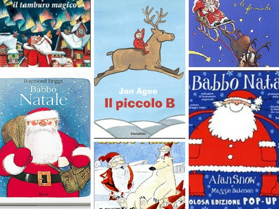 Storia Babbo Natale Bambini.7 Libri Stupendi Su Babbo Natale