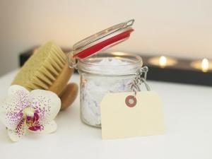 sali da bagno aromaterapici