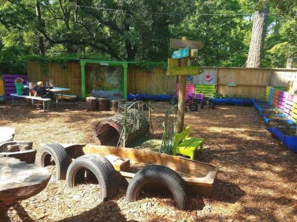 La Puddle Jumpers Nature Preschool, un asilo che amiamo