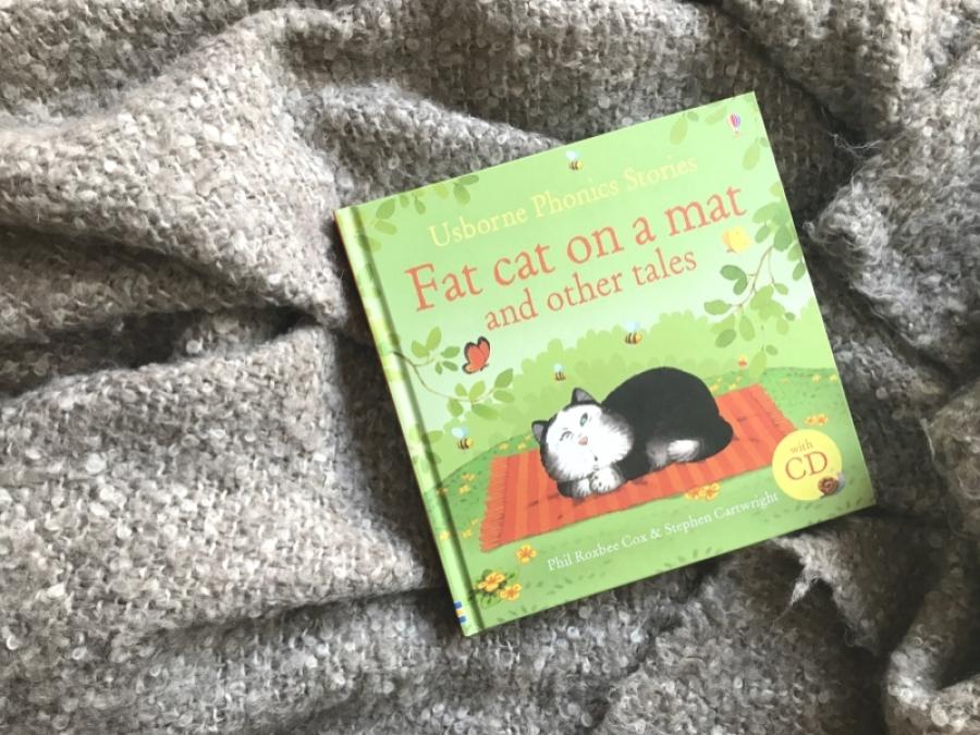 Fat cat on a matu d e altre storie per imparare l inglese con dolcezza