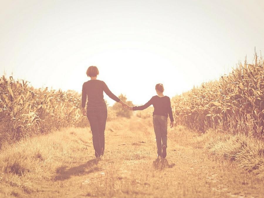 Vale la pena di uscire con una madre single