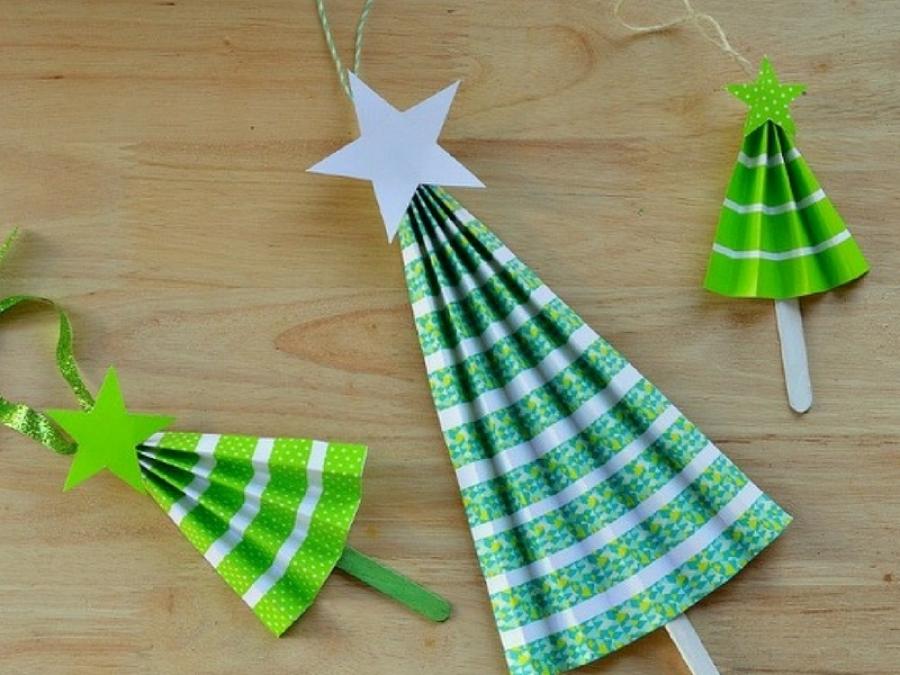Foto Di Lavoretti Per Natale.Un Natale Di Carta Le Decorazioni I Lavoretti Con I Bambini