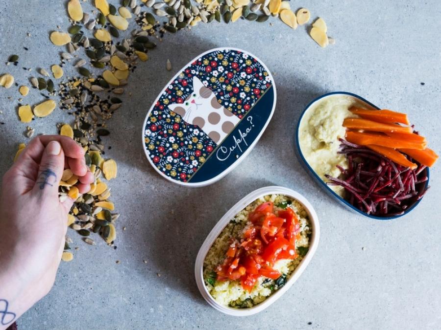 Pranzo Veloce E Sano Per Bambini : Idee di lunch box sane e gustose per i bambini