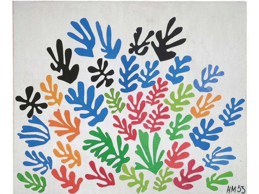 Matisse Attraverso La Creatività I Collage Per Bambini