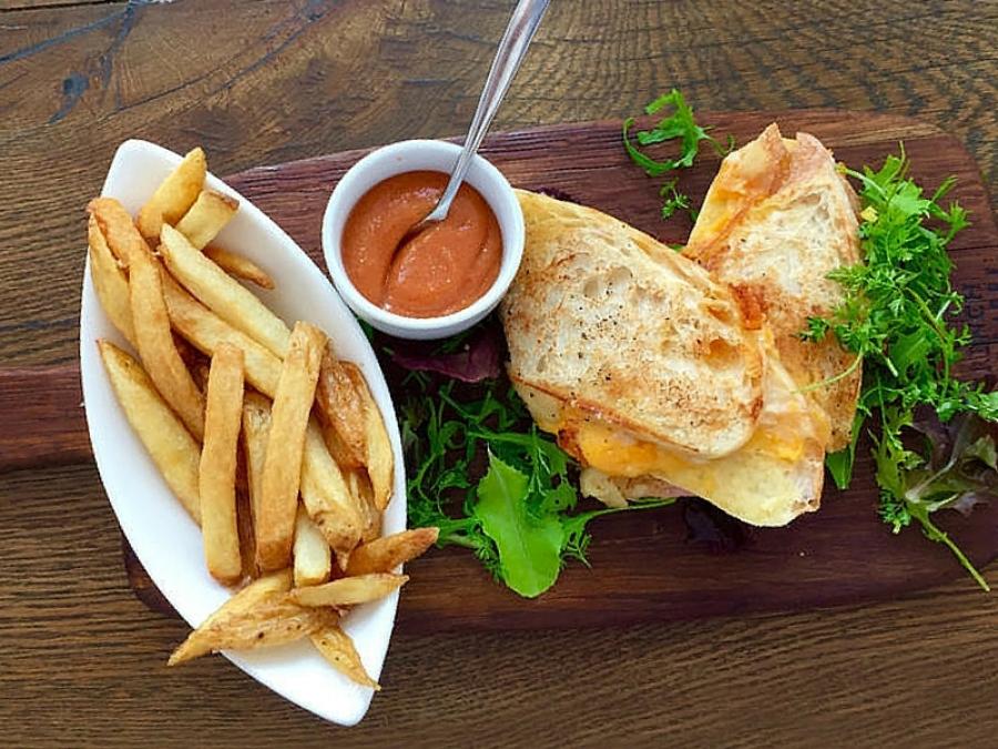 Favoloso 10 idee di panini vegetariani AI76