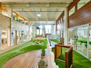 Una pre-scuola perfetta in Australia: l'Early Learning Center