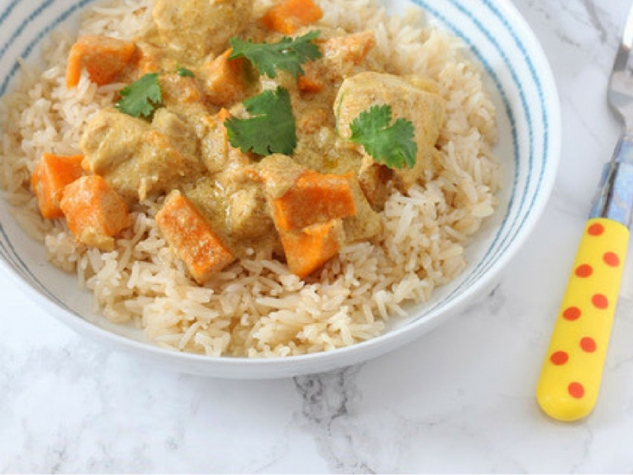 Giorno dei bambini Deliberato politica  9 ricette di curry per bambini