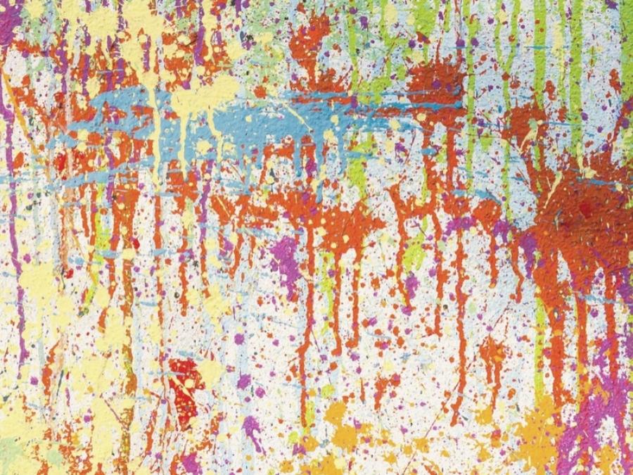 Bien connu L'action art per bambini, ovvero Jackson Pollock completamente  PL31